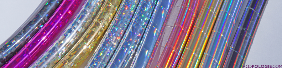 Holographic Pattern Tape