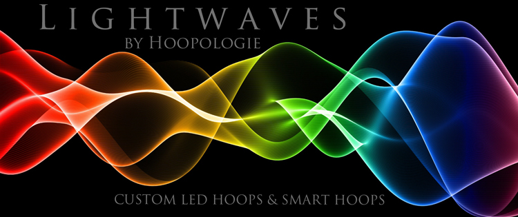 Lightwaves by Hoopologie - New and Improved!